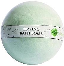 """Parfumuri și produse cosmetice Bombă de baie """"Iarbă de lămâie"""" - Kanu Nature Bath Bomb"""