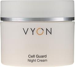 Parfumuri și produse cosmetice Cremă anti-îmbătrânire de noapte pentru față - Vyon Cell Guard Cream