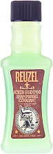 Parfumuri și produse cosmetice Șampon-Scrub pentru păr - Reuzel Finest Scrub Shampoo Pomade