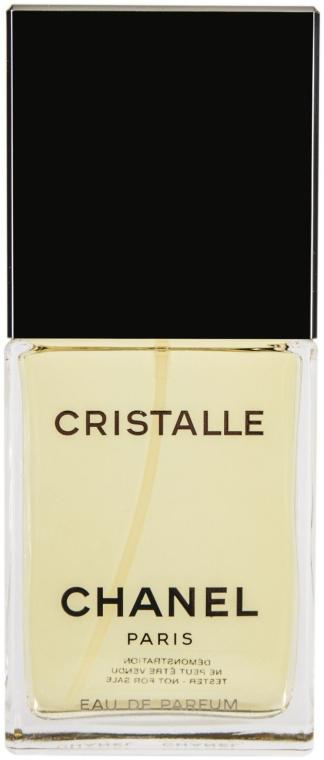 Chanel Cristalle - Apă de parfum (tester cu capac) — Imagine N1