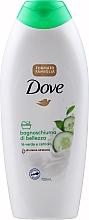 Parfumuri și produse cosmetice Cremă-gel de duș - Dove Fresh Touch Shower Gel