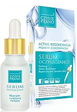 Parfumuri și produse cosmetice Ser facial - Czyste Piekno Face Serum