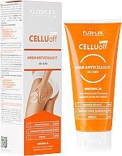 Parfumuri și produse cosmetice Cremă anticelulitică de corp - Floslek Slim Line Anti-Cellulite Body Cream Cellu Off
