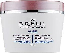 Parfumuri și produse cosmetice Peeling pentru păr și scalp - Brelil Bio Traitement Pure Peeling Mud