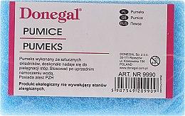 Parfumuri și produse cosmetice Piatră ponce pentru picioare, 9990, albastră - Donegal