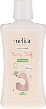 "Șampon pentru copii ""Lup"" - Melica Organic Funny Walf Shampoo — Imagine N1"
