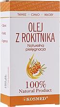Parfumuri și produse cosmetice Ulei de cătină pentru față, corp și păr - Kosmed