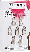 Parfumuri și produse cosmetice Capsule pentru față - Bella Aurora Flash Luminosity Facial Treatment