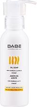 Parfumuri și produse cosmetice Săpun cu ulei de duș, fără apă și substanțe alcaline - Babe Laboratorios Oil Soap Travel Size