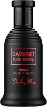 Parfumuri și produse cosmetice Shirley May Darknet - Apă de toaletă