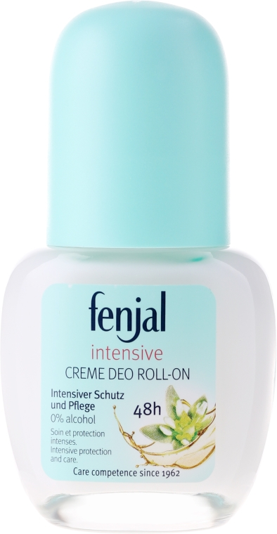 """Deodorant cremos """"Intensiv"""" - Fenjal Intensive Creme Deo Roll-On 48H"""