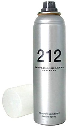 Carolina Herrera 212 For Women - Deodorant — Imagine N1