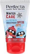 Parfumuri și produse cosmetice Cremă protectoare de iarnă pentru copii - Perfecta Winter Care Cream SPF20