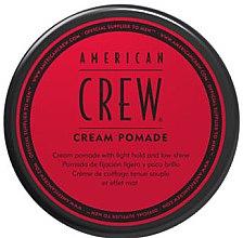 Parfumuri și produse cosmetice Cremă-pomadă de păr - American Crew Cream Pomade