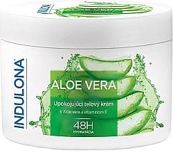 """Parfumuri și produse cosmetice Cremă calmantă pentru corp """"Aloe Vera"""" - Indulona Aloe Vera Soothing Body Cream"""