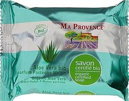 Parfumuri și produse cosmetice Săpun cu Aloe Vera - Ma Provence Organic Soap