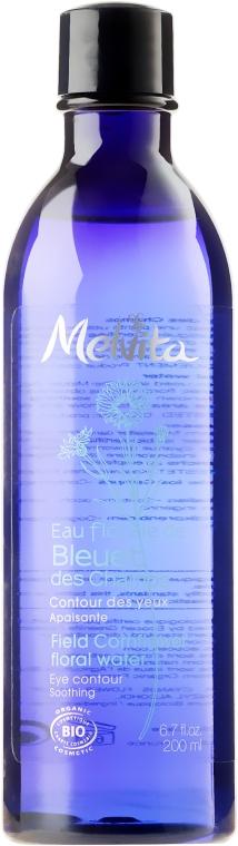 """Apă de flori pentru față """"Albăstrea"""" - Melvita Organic Field Cornflower Floral Water — Imagine N1"""