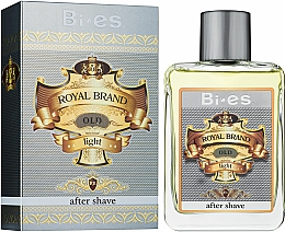 Parfumuri și produse cosmetice Bi-Es Royal Brand Light - Loțiune după ras