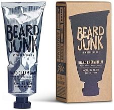 Parfumuri și produse cosmetice Cremă-balsam pentru barbă - Waterclouds Beard Junk Beard Cream Balm