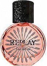 Parfumuri și produse cosmetice Replay Essential For Her - Apă de toaletă (tester fără capac)
