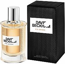 Parfumuri și produse cosmetice David Beckham Classic - Apă de toaletă