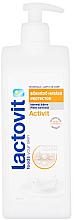 Parfumuri și produse cosmetice Lapte protector pentru corp - Lactovit Activit