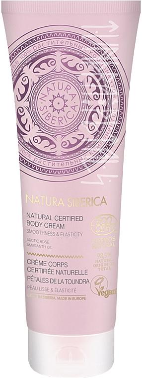 """Cremă de corp """"Petale de tundră"""" - Natura Siberica Natural Certified Body Cream"""