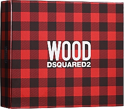 Parfumuri și produse cosmetice Dsquared2 Wood Pour Homme - Set (edt/50ml + sh/gel/50ml + after shave/balm/50ml)