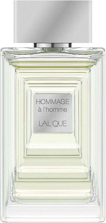 Lalique Hommage a L'Homme - Apă de toaletă