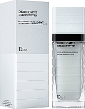 Loțiune hidratantă pentru față - Dior Homme Dermo System Repairing After-Shave Lotion 100ml — Imagine N1