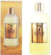 Parfumuri și produse cosmetice Luxana Seven Gold - Apă de toaletă