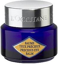 Parfumuri și produse cosmetice Balsam contur ochi - L'Occitane Immortelle Precious Eye Balm