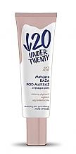 Parfumuri și produse cosmetice Bază matifiantă pentru machiaj - Under Twenty Anti! Acne Base