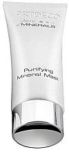 Parfumuri și produse cosmetice Mască de curățare pentru față - Artdeco Pure Minerals Purifying Mineral Mask (tester)
