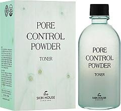 Parfumuri și produse cosmetice Toner pentru strângerea porilor - The Skin House Pore Control Powder Toner