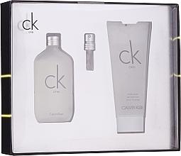 Calvin Klein CK One - Set (edt/50ml + sh/g/100ml) — Imagine N2