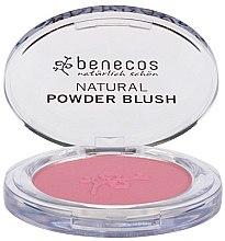 Parfumuri și produse cosmetice Fard de obraz - Benecos Natural Compact Blush
