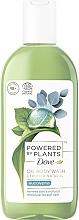 Parfumuri și produse cosmetice Gel de duș cu ulei de eucalipt - Dove Powered by Plants Oil Body Wash Eucalyptus