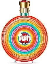 Parfumuri și produse cosmetice Desigual Fun - Apă de toaletă (tester fără capac)