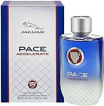 Parfumuri și produse cosmetice Jaguar Pace Accelerate - Apă de toaletă