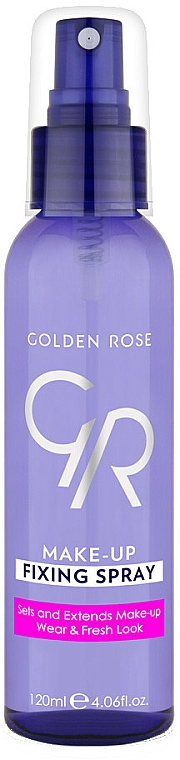 Spray pentru fixarea machiajul - Golden Rose Make-Up Fixing Spray