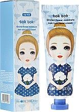 Parfumuri și produse cosmetice Cremă hidratantă pentru mâini - The Orchid Skin Flower Moisture Tok Tok Hand Cream