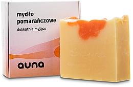 """Parfumuri și produse cosmetice Săpun """"Portocală"""" - Auna Orange Soap"""