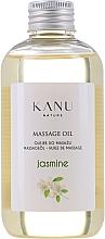 """Parfumuri și produse cosmetice Ulei de masaj """"Iasomie"""" - Kanu Nature Jasmine Massage Oil"""