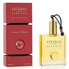 Parfumuri și produse cosmetice Esteban Classic Chypre - Apă de toaletă