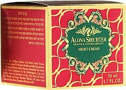 Parfumuri și produse cosmetice Cremă de noapte pentru zi - Alona Shechter Night Cream