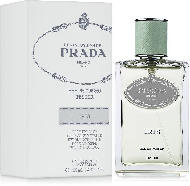 Prada Milano Infusion D'Iris (2015) - Apă de parfum (tester)