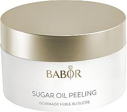 Parfumuri și produse cosmetice Peeling facial cu ulei de argan - Babor Cleansing Sugar Oil Peeling