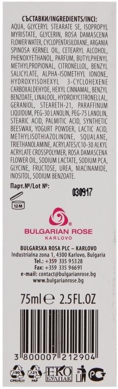 Cremă de mâini - Bulgarian Rose Rose & Joghurt — Imagine N3