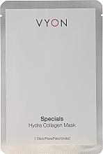 Parfumuri și produse cosmetice Set măști pentru față - Vyon Specials Hydra Collagen Mask (mask/5x25ml)
